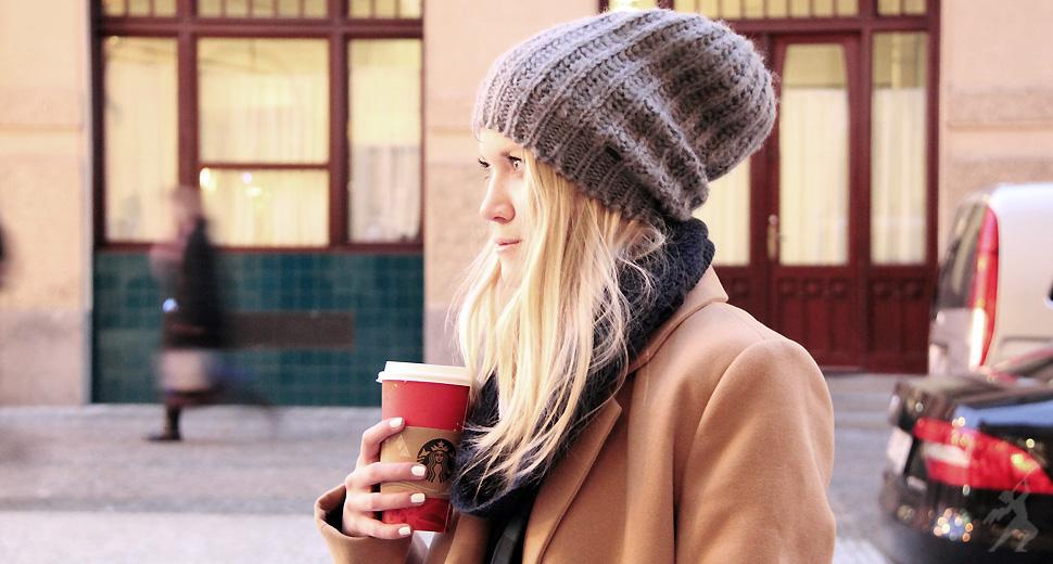 Zimní nakupování