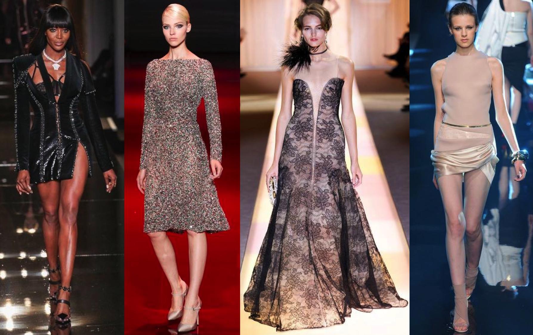 Do společnosti ve stylu haute couture!