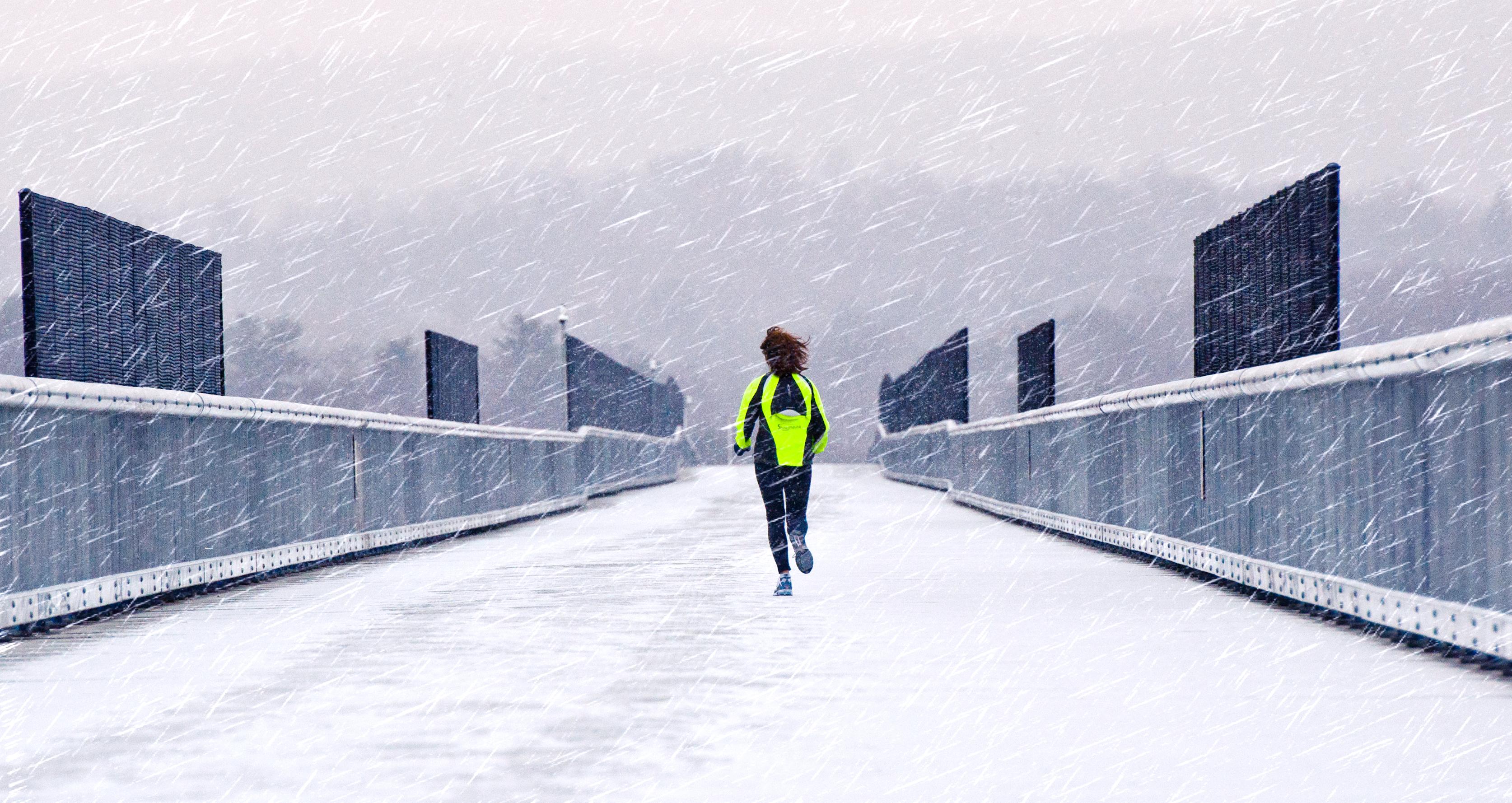 5 tipů na běhaní v zimě - Blog by Palladium 6c914237679