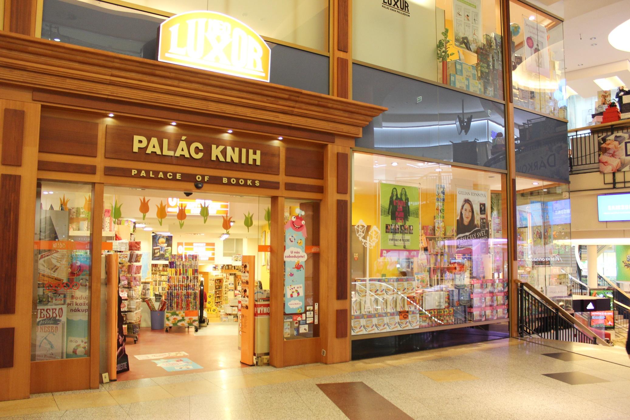 Svět plný fantazie v Knihkupectví PALLADIUM