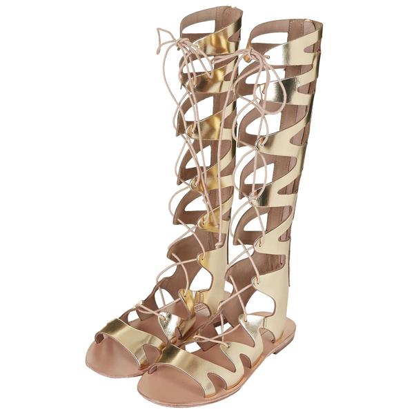 9e13e1d6b604 GLADIÁTORKY. Gladiátorské sandále ...