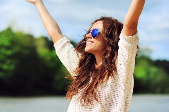 Jarní předsevzetí – 6 tipů jak být šťastná a fit