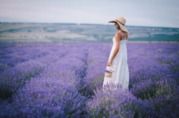 Květinová kosmetika, díky které rozkvetete i vy