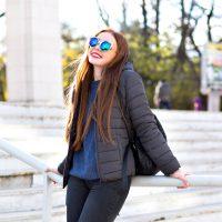 Jak vypadají stylové péřovky do mrazivých dnů?