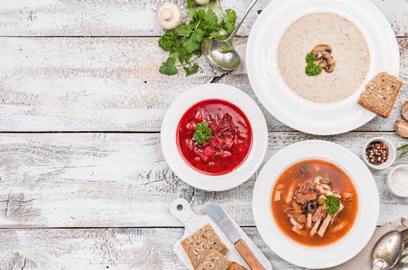 Originální a především zdravé podzimní polévky, které musíte zkusit!