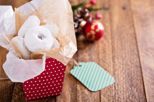 Vánoční dárky pro mlsné jazýčky