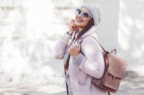 Pastelová zima – zapomeňte na smutnou černou, a oblékněte se do jemných tónů pastelek!