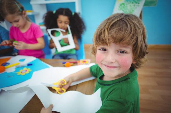 Blíží se Mezinárodní den dětí