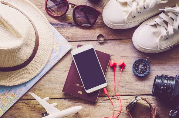 5 must-haves na dovolenou