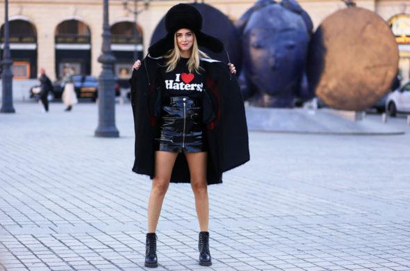 Styl podle nejslavnější italské blogerky Chiary Ferragni