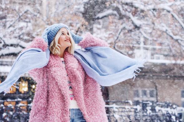 Chlupaté medvědí kabáty, které frčí nejen mezi blogerkami