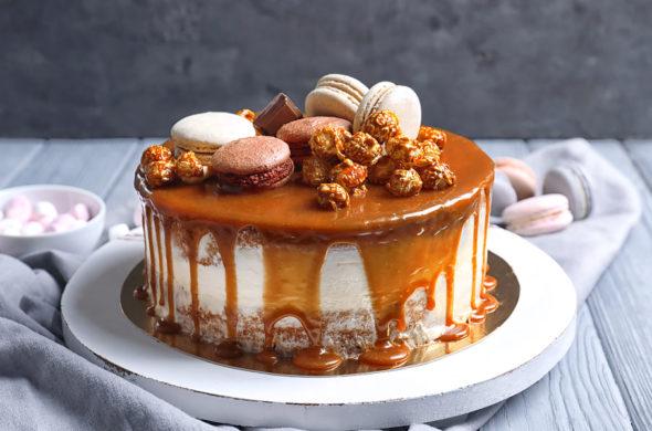 Cakeshop SiCAKE – originální sladký dárek