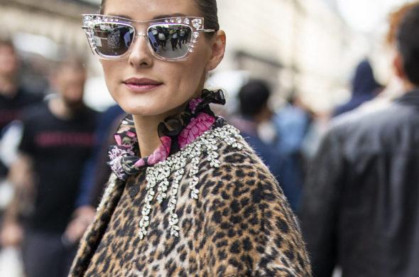 Get The Look z Pařížského týdne módy