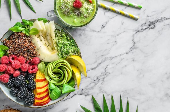 Saláty & smoothies – jak si je doma připravit a kam na ně vyrazit v PALLADIU