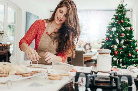Recepty na jednoduché vánoční cukroví – s cukrem a moukou, nebo bez