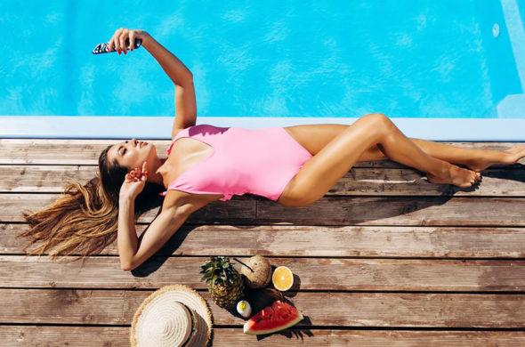 6 zásadních pravidel letního líčení